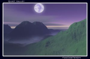 Peaceful Valley by FooDogTenchi