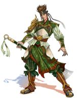 Guan Ping by DW3Girl