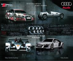 Audi S line Sport by tobester88