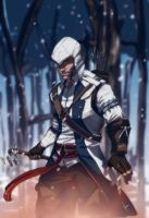 Assassins Creed 3 by yinfaowei