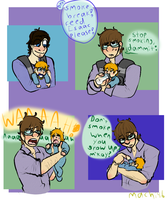 The Daddy Figures by machi46