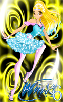 winx club stella by MkE7