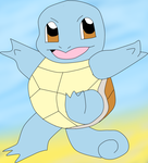 Squirtle by terabithiannp
