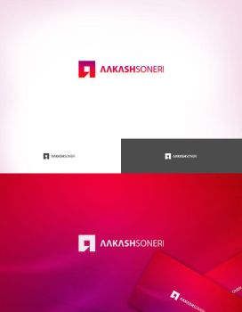 Logo Design - AakashSoneri by akkasone