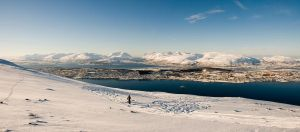 Troms Winter Wonderland by Anthroviking