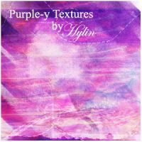 Purple-y Textures by Hylin by hylin