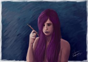 #01 - Unfinished Painting by danielcunha99x