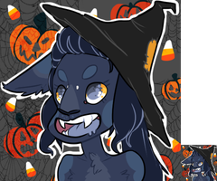 Halloween Icon by Sneaksneaksneak