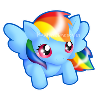 Rainbow Dash by Clinkorz
