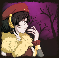 October's Character Spotlight: Seele by Huuxera