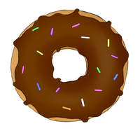 Doughnut by Toughcookie2134