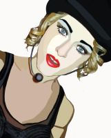 Madonna Vector by TraceyValentine