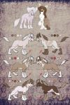 Chinese Crested Litter 4 -CLOSED- by SummonAdopts