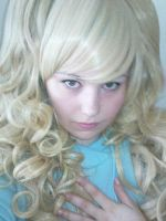 Me with my new wig 4 by KasumiKetchum