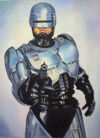 ROBOCOP by ARTISTS99