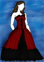 POTC4 inspired prom gown by Selinelle