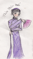 [APH_VN's Province OC] Thua Thien Hue by vn4eyedgirl