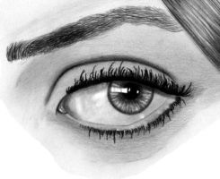 Eye study by stornitier