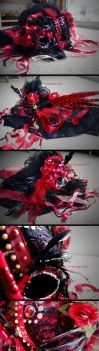 Masquerade Mask by SkoshWiddershins