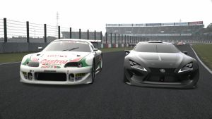 Racing Lexus VGT at Suzuka Circuit by NightmareRacer85