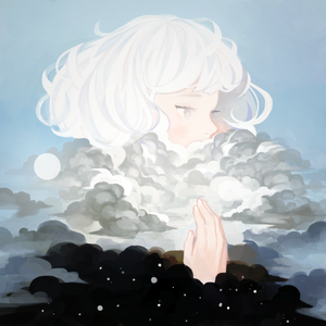 cloud scarf. by eaphonia