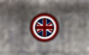 Captain Britain by LordShenlong