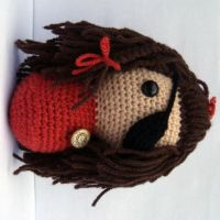 Captain Polly The Wekeshi Doll by EssHaych