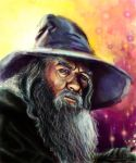 A Wizard is Never Late by Ittarius