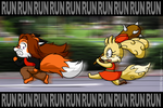 Run for Your Life by aha-mccoy