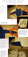 soundwave hoodie tutorial: p1 by keyismykitty