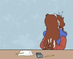 Dipper, will you do my homework for me?~ by AshleyNicoleP18
