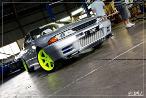 TOMEI R32 by small-sk8er