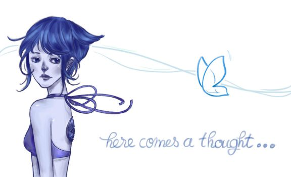 Lapis (colored) by vickyvuong95
