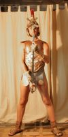 Roman Warrior Dressed 1d by Felixdeon
