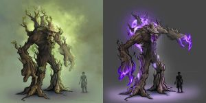 Sorcery: Forest Guardians, Good and Evil by Hamilton74