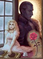 Beauty and the Beast by the-untempered-prism