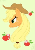 Apple Jack by Usagi-Sarah