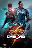 The Flash and Cyborg by ArkhamNatic