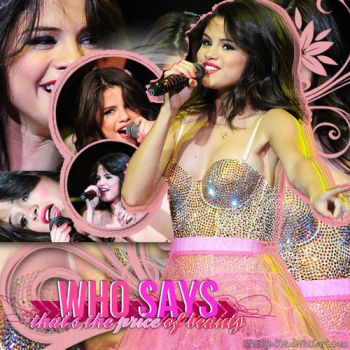 Who Says Blend (Selena Gomez) by InfinityEdits