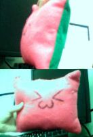 watermelon pillow thing by Jelly0Bean