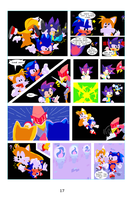 Sonic the Hedgehog the Comic pg 17 by bulgariansumo