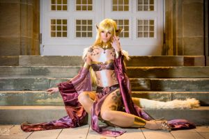 Eriya The Vision of Escaflowne (Movie) by Luka-Deedo
