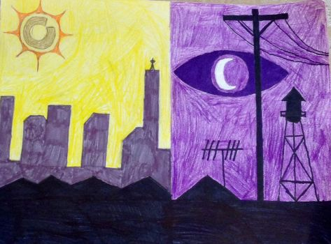 Welcome to Night Vale/Desert Bluffs by UnheardMadness