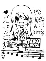 Stereo Hearts by SotokuA