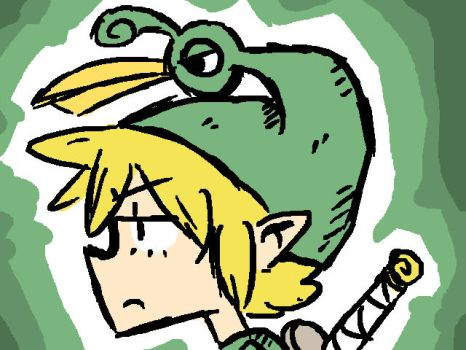 LoZ: the Minish Cap by Tensione16