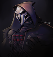 Reaper by UndeadKitty13