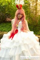 Megurine Luka - Royalty by AlicesRainbow
