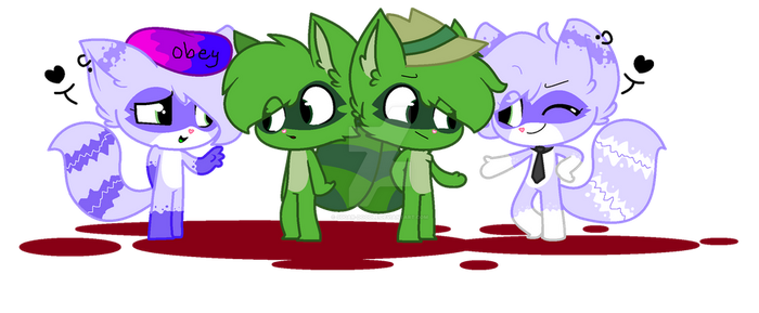 Twintastic love -AT- by CheiloQuinones