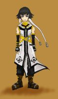 Kingdom Hearts Captain Soi Fon by immortalblood0219