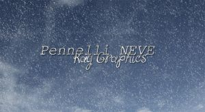 Pennelli Photoshop Neve  by KayGraphics by KayGraphics